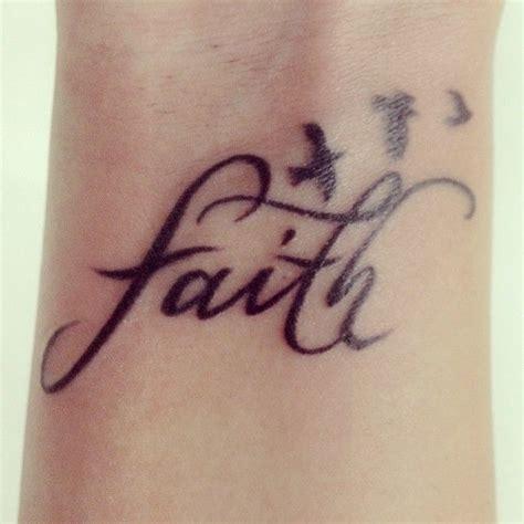 cross and bird tattoo faith tattoos with birds flying birds and faith