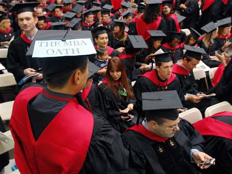 Is It Worth Going To Mba School by How Much Is An Mba Degree Really Worth Business Insider