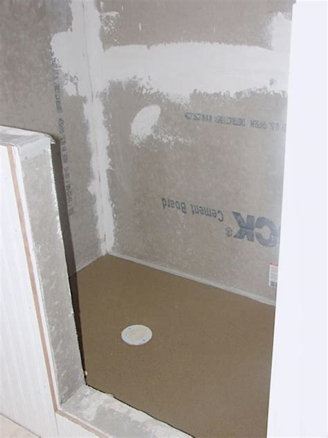 Installing Bathroom Tile How To Install Tile In A Bathroom Shower How Tos Diy
