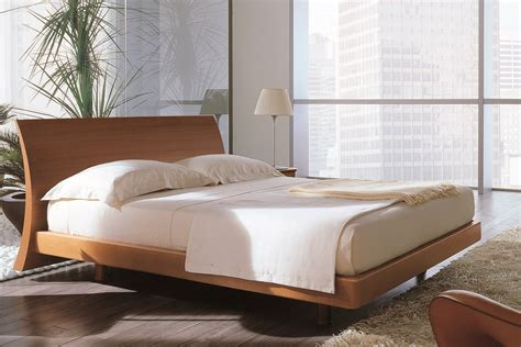 magnus cherry wood bed napol furniture