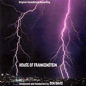 house music 1997 house of frankenstein tv soundtrack 1997