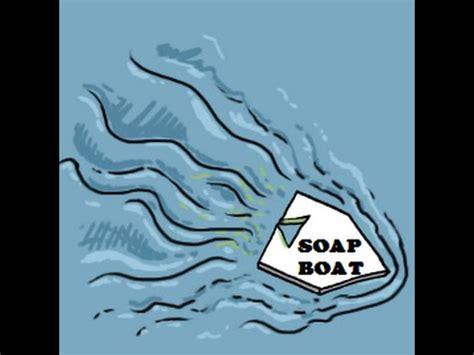 soap propelled boat soap powered boat doovi