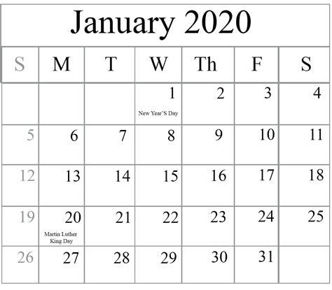 blank january  calendar printable   word excel printable calendar diy