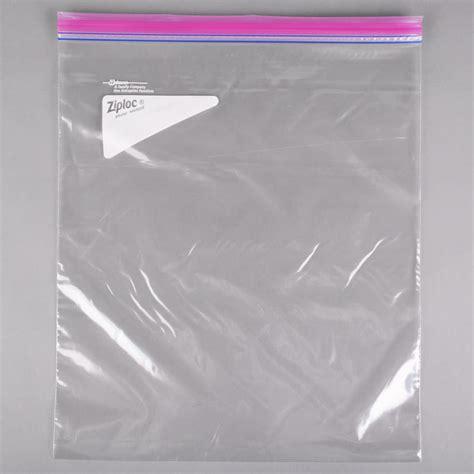 pattern zip lock bags diversey ziploc 94603 13 quot x 15 quot two gallon storage bag