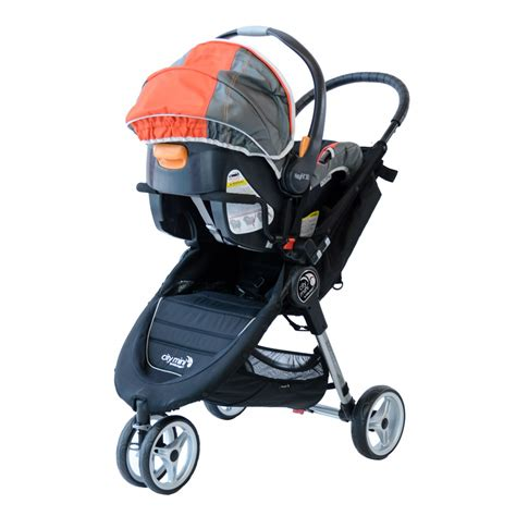baby buggy car seat combo baby jogger city mini combo review babygearlab