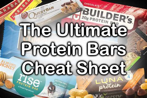 The Ultimate Bar by The Ultimate Protein Bars Sheet Free