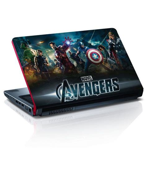 Avenger Note Book the laptop skin buy the laptop skin at low price in india