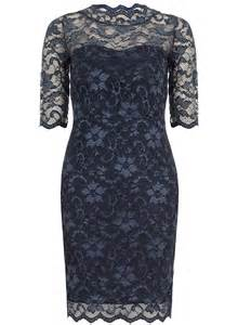 Dorothy Perkins Navy Lace 2in1 Midi » Ideas Home Design