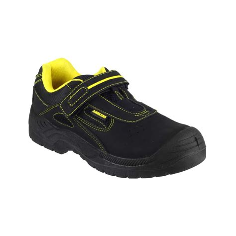 footwear shoes amblers fs77 velcro steel toe cap trainers charnwood