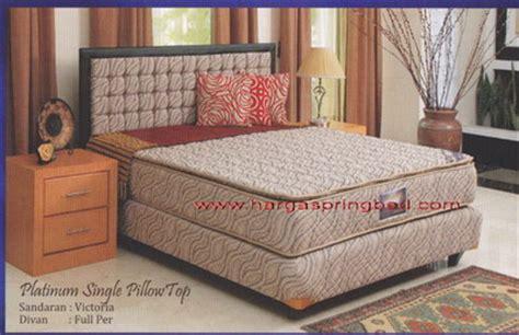 Bed Airland Single springbed harga menengah 1 5 3 jt termurah harga paling