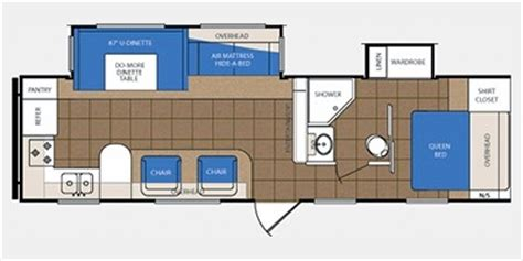 lacrosse rv floor plans 2012 prime time manufacturing lacrosse luxury lite 303 rks trailer reviews prices and specs