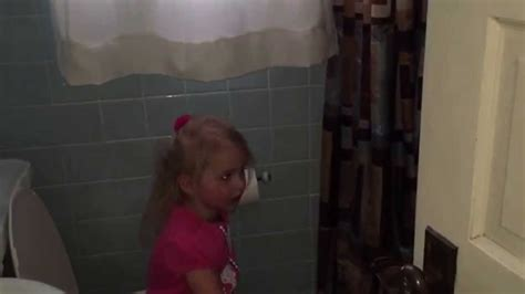 stinking up the bathroom girl cries because parents stink up her bathroom youtube