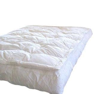best feather bed marrikas pillow top goose down feather bed featherbed