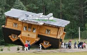 Superior Odd Shaped House Plans #3: Worlds-most-unusual-houses-upside-down.jpg