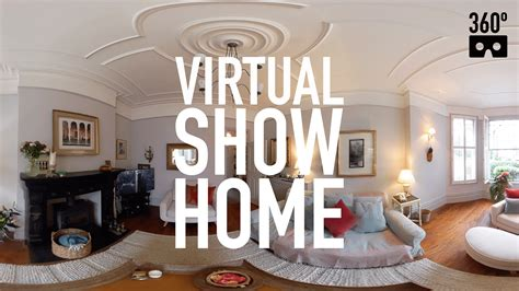 Virtual Home 360 186 virtual reality house tour demo vr 360 video youtube