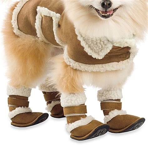 booties for dogs hugs pet products pugz shoes for dogs in small bed bath beyond