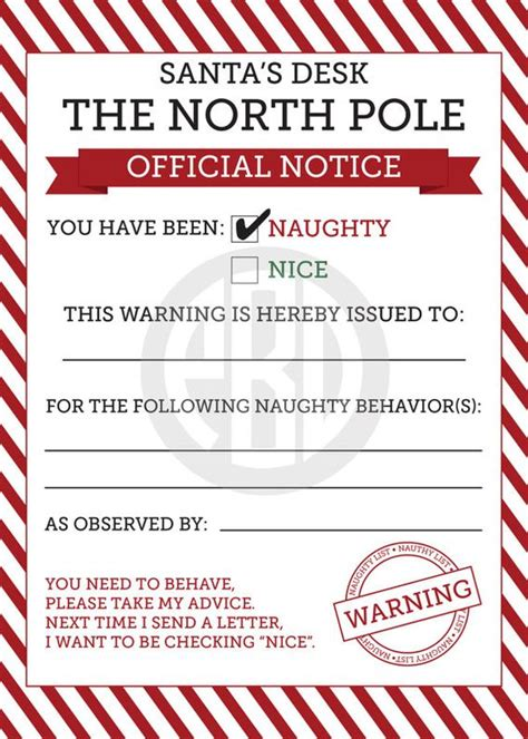On The Shelf Notes From Santa by 17 Best Images About On The Shelf Warning Note Etsy