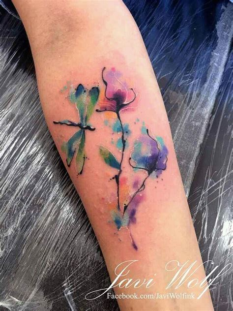 watercolor triangle tattoos 25 best ideas about javi wolf on tatuajes