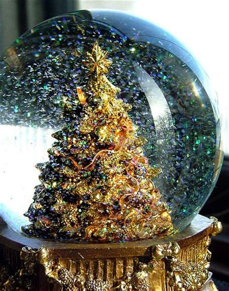 christmas christmas tree snow globe winter xmas