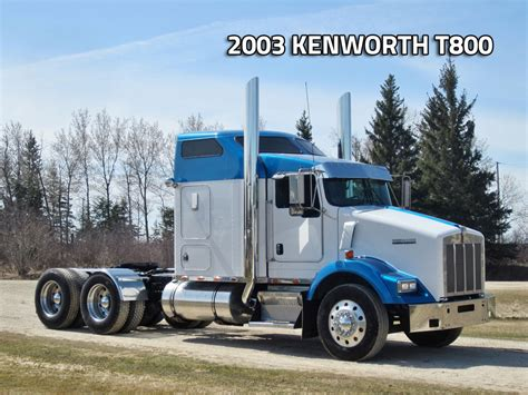 t800 kenworth for sale in canada image gallery 2003 kenworth t800
