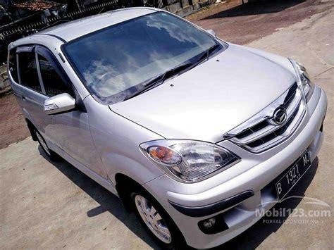 jual mobil daihatsu xenia 2006 xi 1 3 manual mpv silver rp 59 000 000 3646151 mobil123