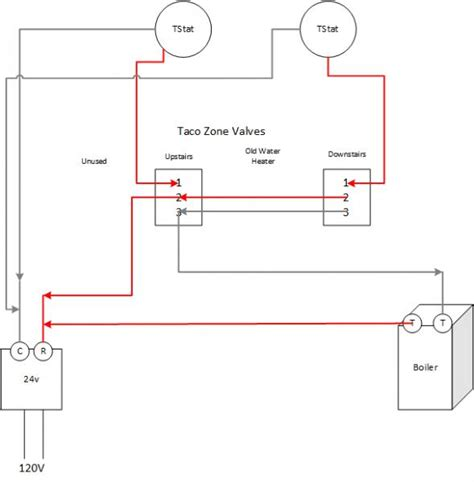 taco valve switch wiring diagram wiring diagram