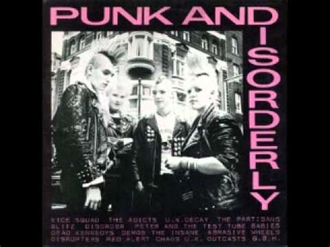 punks volume one volume 1 books va and disorderly vol 1 album