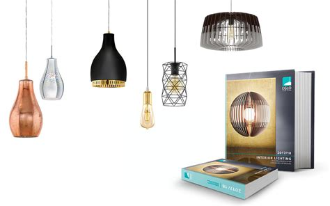 lighting trends interior lighting catalogue 2017 18 and latest trends