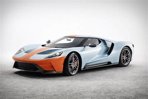 ford gt gulf heritage edition vin  uncrate