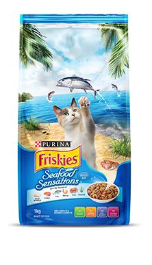 Friskies Seafood Sensations 1 2 Kg pet shop direct friskies seafood sensations 2 5kg