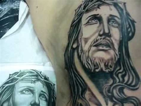 tattoo ges 249 cristo youtube