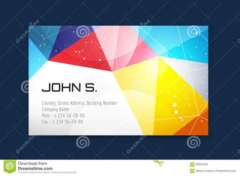 magic card template vector vector business card template globe and ring logo stock