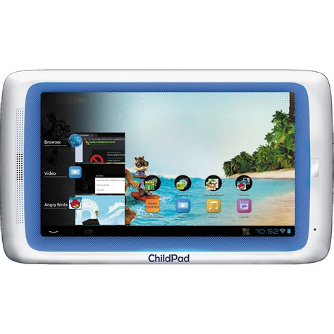 Tablet 4gb archos 4gb child pad 7 quot android 4 0 capacitive tablet