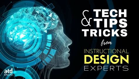 instructional design expert atd dallas chapter events