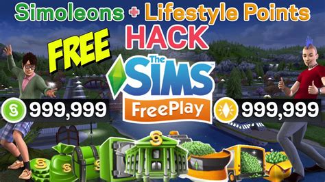 How To Get Free Life Points On Sims Freeplay | the sims freeplay hack the sims freeplay hack 2017
