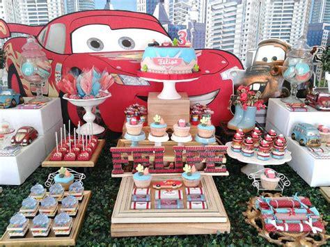 cars theme decorations disney cars birthday ideas themed birthday ideas