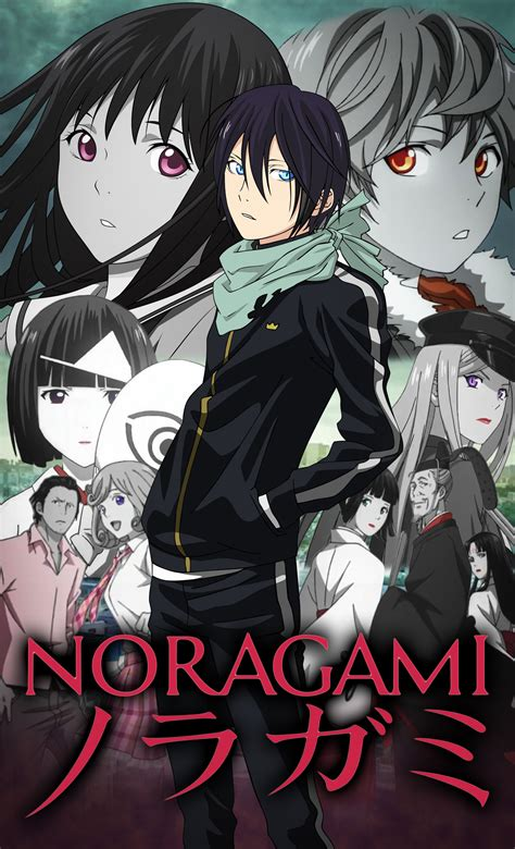 anime t shirts anime gifts art posters more noragami poster google search noragami pinterest
