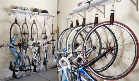 fahrradhalter garage fahrradhalterung f 252 r wand selber bauen 30 ideen anleitung