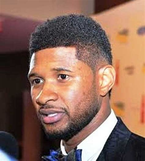 usher mohawk 40 best black haircuts for men mens hairstyles 2018