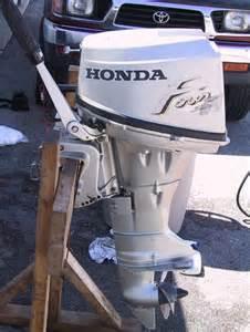 Honda 8 Hp Outboard Used 8 Hp Honda 4 Stroke Outboard Boat Motor