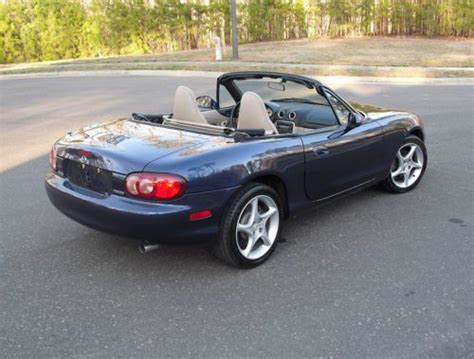 books about how cars work 2003 mazda miata mx 5 electronic throttle control buy used 2003 mazda miata mx 5 ls roadster only 28 415 miles excellent condition in durham