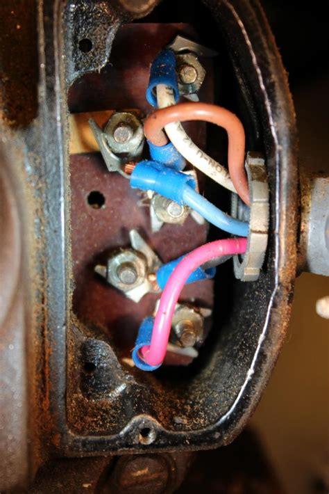 wiring  switch   motor