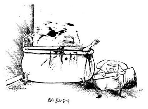 doodle opfer bad bad by ian david marsden media culture