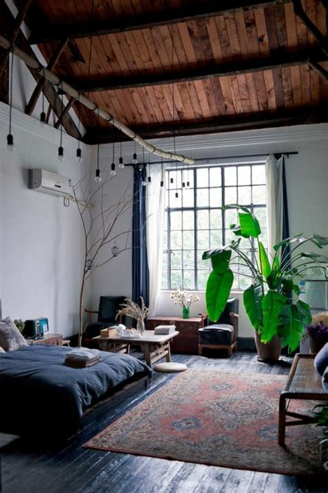 plante verte dans une chambre à coucher la plante verte d int 233 rieur