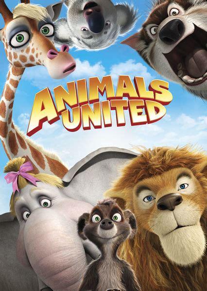 animals united     netflix