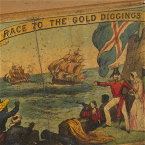 gold rushes | national museum of australia