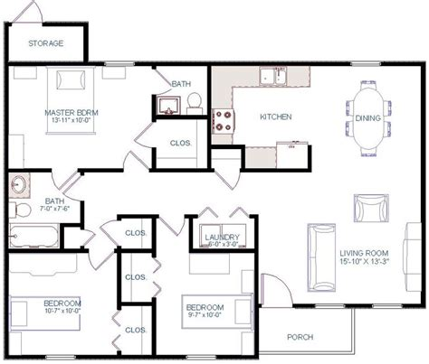 Cer Floor Plans With Bunk Beds by 11 Best Images About Floor Plans On Tennessee