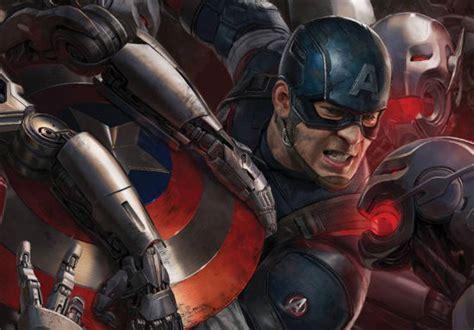 age of ultron bioskop keren trailer avengers age of uitron akan diluncurkan perdana