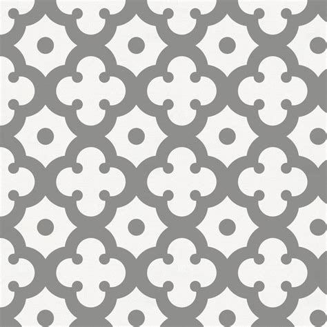 Washable Rugs Cloud Gray Moroccan Tile Fabric By The Yard Gray Fabric