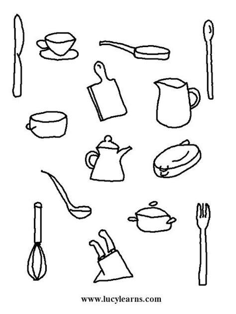 dibujos de cocina para colorear dibujos de cocina para colorear